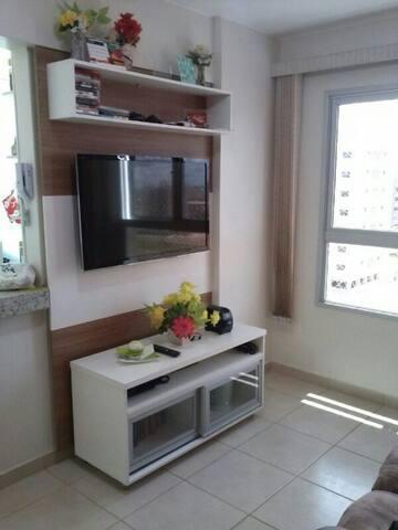 Apartamento confortável - Brasilia - Appartement