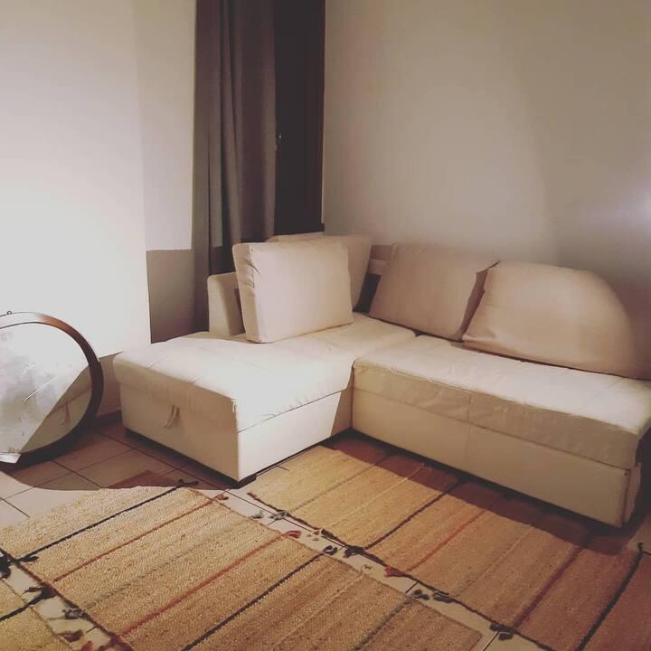 Stanza privata in centro a Pordenone