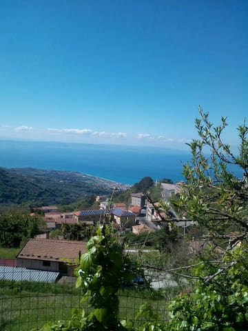 Vista mare casa-vacanza in CALABRIA - Falerna - Holiday home