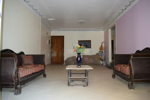 Private room for 2 guests in giza