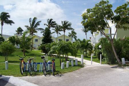 Waterfront 2 Bedroom Condo in Treasure Cay Bahamas - Central Abaco - Társasház