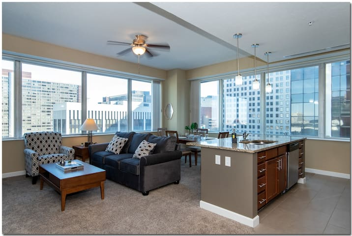 Relax in Central & Charming 2BR