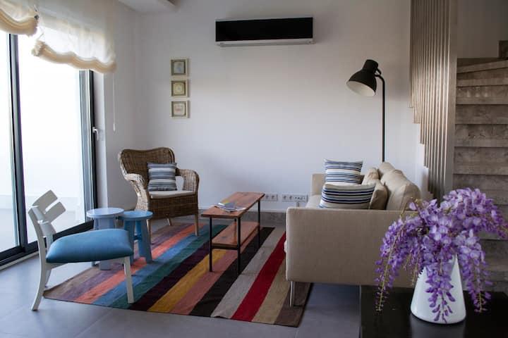 Beautiful flat at luxury spa resort