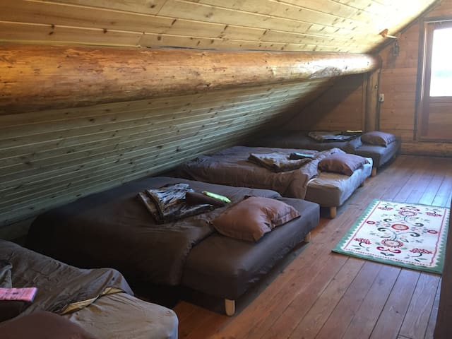 寝室(ロフト) Bedroom(Loft)