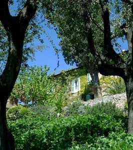 Charming Sabina manor; extraordinary garden. - Castel San Pietro - 別荘
