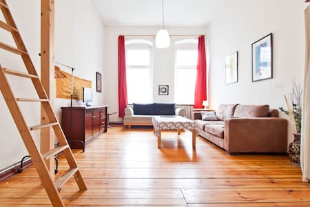 Appartement in the heart of Berlin