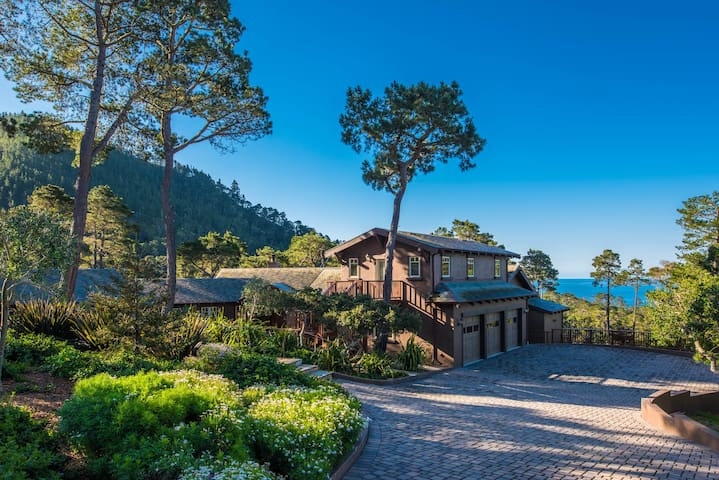 3707 Pacific's Edge Sanctuary  - New Vacation Rental! Ocean View Estate!