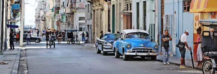 Casa Aramis,Casa Colonial en Centro Habana Habit 1