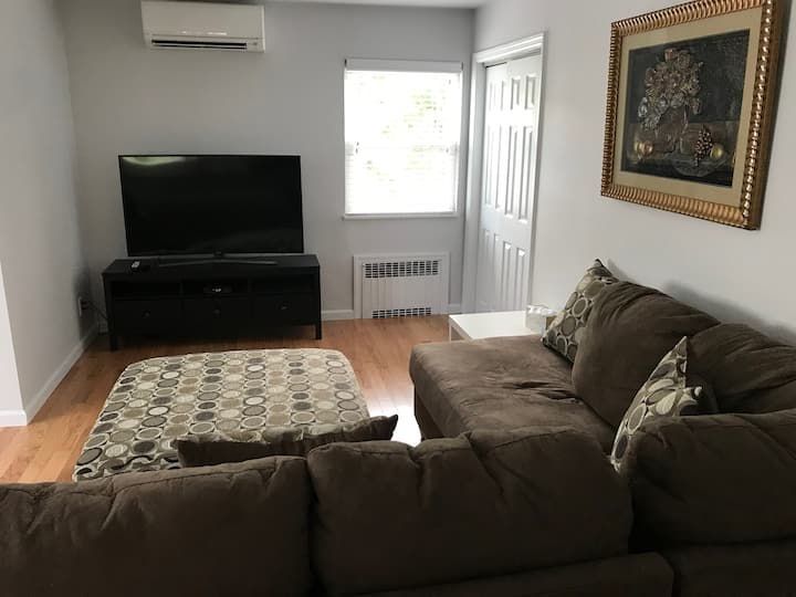Newly Renovated 2 bedroom apt,  just 10 min to NYC