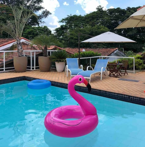 Casa de campo em Aguas de Sao Pedro !
