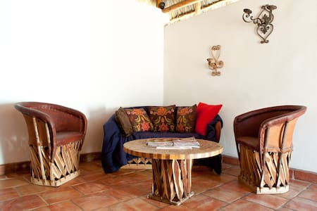 Location Bungalo-Pool & Kitchen - Sayulita - Casa