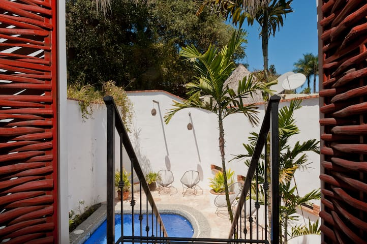 Location Bungalo-Pool & Kitchen - Sayulita - Talo
