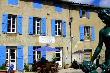 18th century B&B in the hills south of Carcassonne - Sonnac-sur-l'Hers
