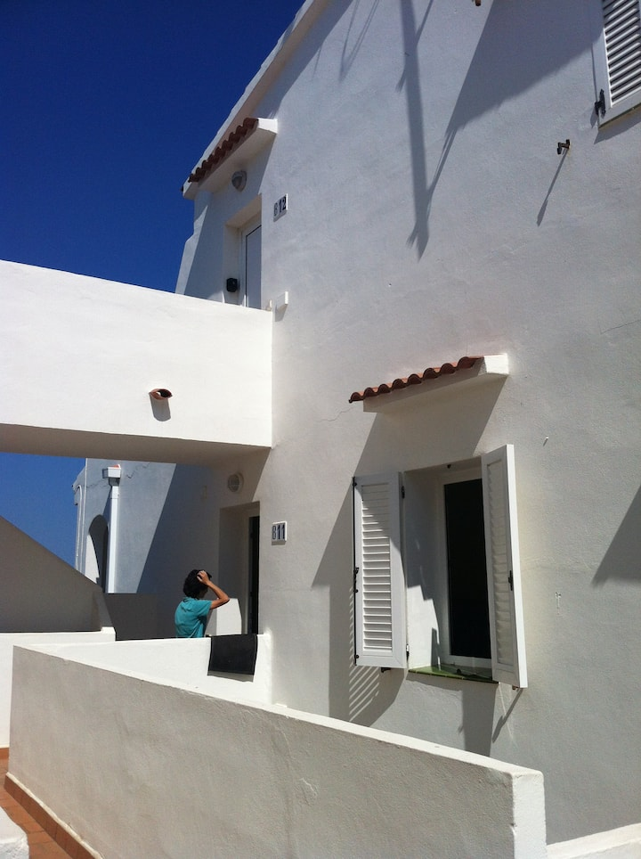 Cosy 3 bedroom apartment in Menorca