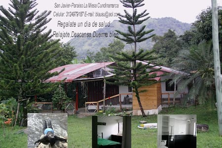 Countryside house, La Mesa,Colombia - La Mesa - Bed & Breakfast