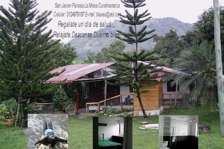 Villa,B&B,Guest House Near Bogota.  - San Javier