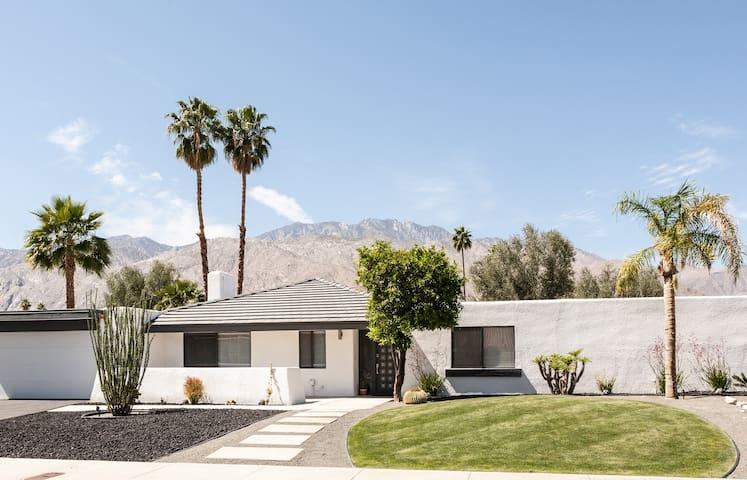 Casa Millow - Palm Springs Retreat