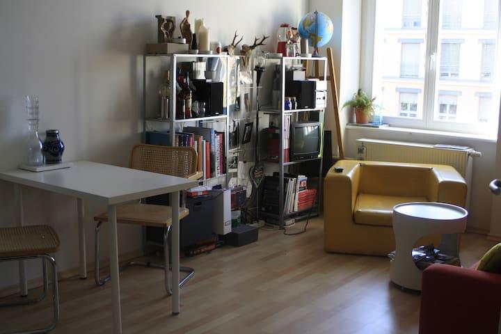 Schöne kleine 1 Zimmer Wohnung  in der Neustadt - Dresden - Apartment