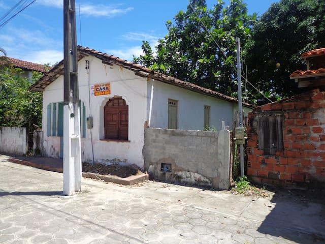 Alugo Casa Mensal - Itamaraju - Casa