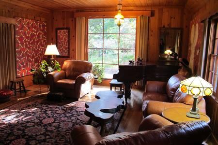 Elegant 5 Bedroom Idyllwild Manor  - Idyllwild-Pine Cove - House
