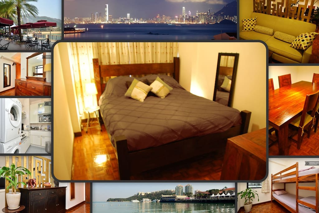 3br Seaview Airport Disney Late Self Chk In Apartments For Rent In Discovery Bay Hong Kong