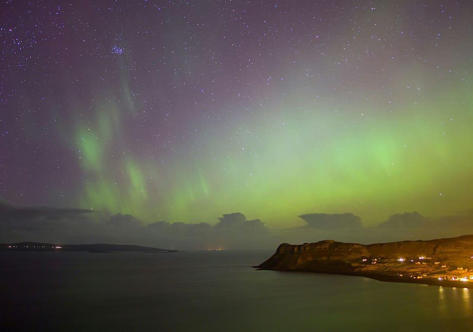"Aurora Borealis ""Northern lights"""
