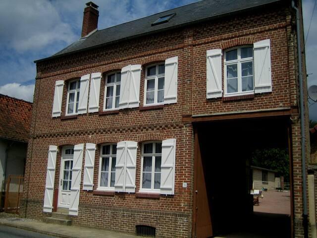 gîte 4* tout confort en baie Somme - Acheux-en-Vimeu - Dom