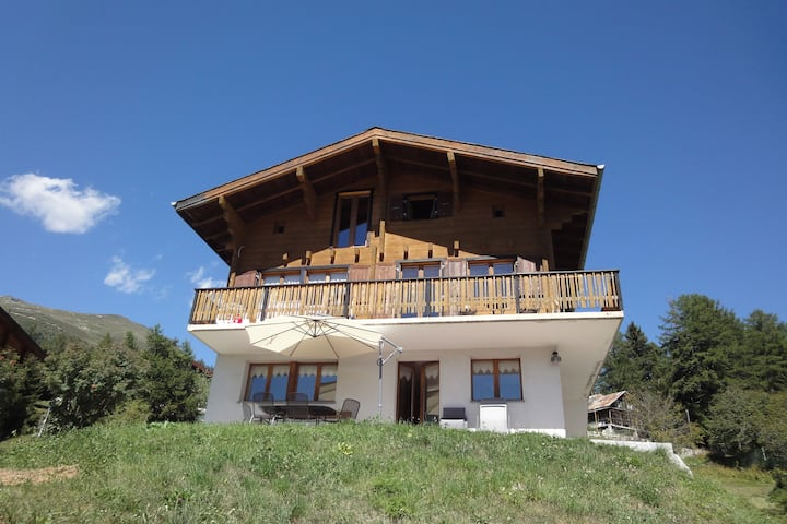 Private Bedrooms, Chalet Stefanino