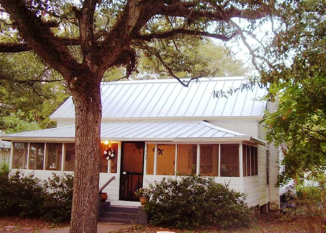 Winchester Cottage - Carrabelle - 獨棟
