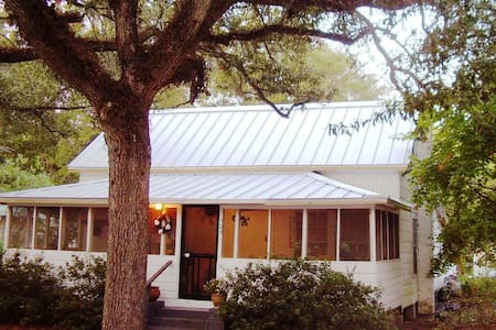 Winchester Cottage - Carrabelle - House