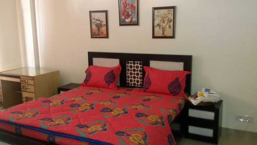 Healthy and Best Spacious 3B Flat  Nr Chandigarh