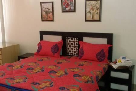 Best Stay - 3BR  Flat Nr Chandigarh - Appartement