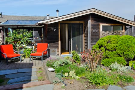Knix's Cabin at Salmon Creek - Bodega Bay - บ้าน