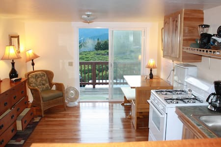 Cozy Suite - Mount Shasta - Apartment