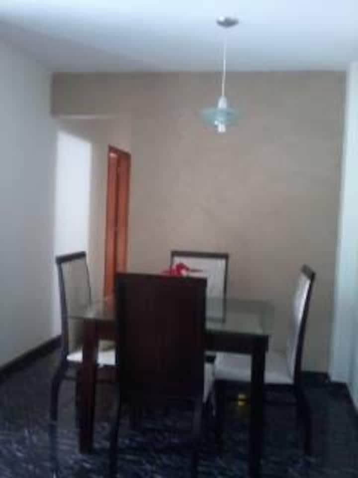 Apartamento para Copa, Reveillon e