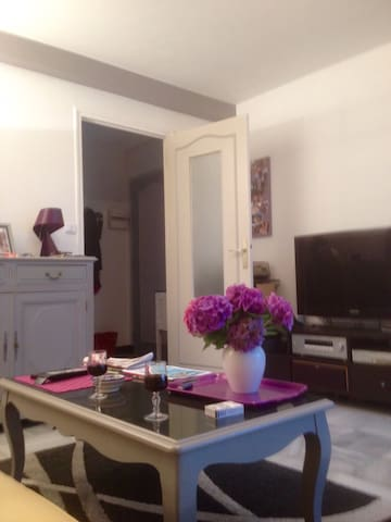Beau T3 tout confort avec balcon ! - Rennes - Apartament