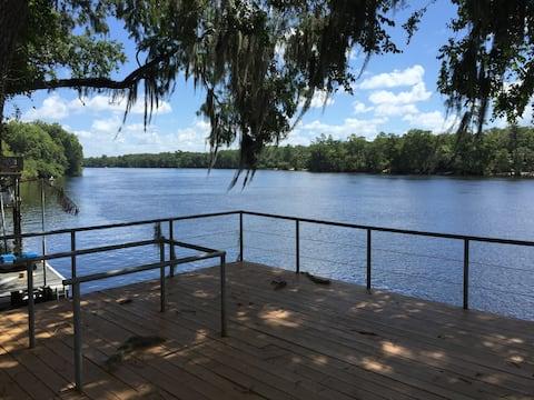 Suwannee River Retreat