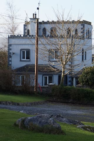 A castle in Kinvara