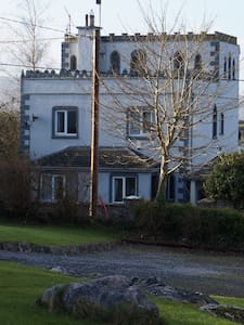 A castle in Kinvara - Kinvarra - Haus