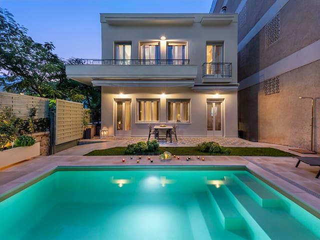 Villa Razi * A Historic Luxurious Art Deco Villa