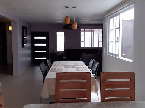 Spacious house 40 minutes from volcanic park