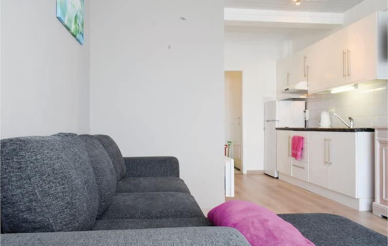 Holiday apartment with 1 room on 30m² in Oostende