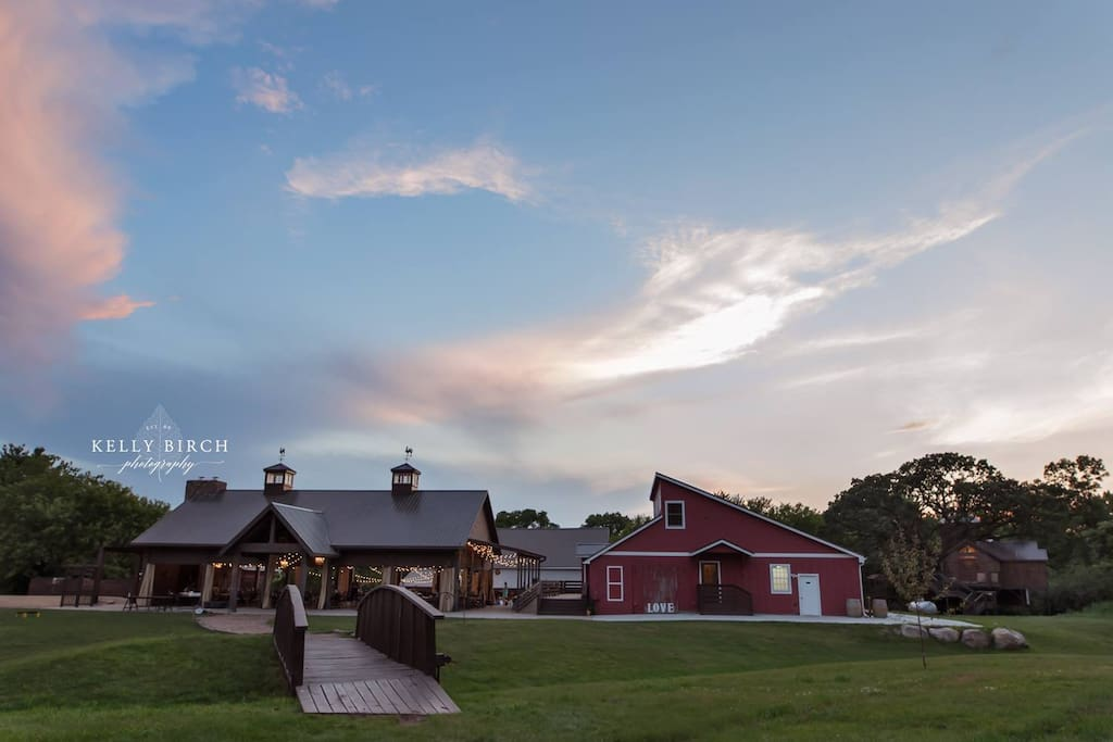 Hope Glen Farm Corn Crib Villa Villas For Rent In
