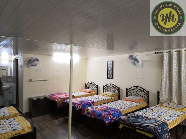 Megh Malhar Yellow House - Dorm 1
