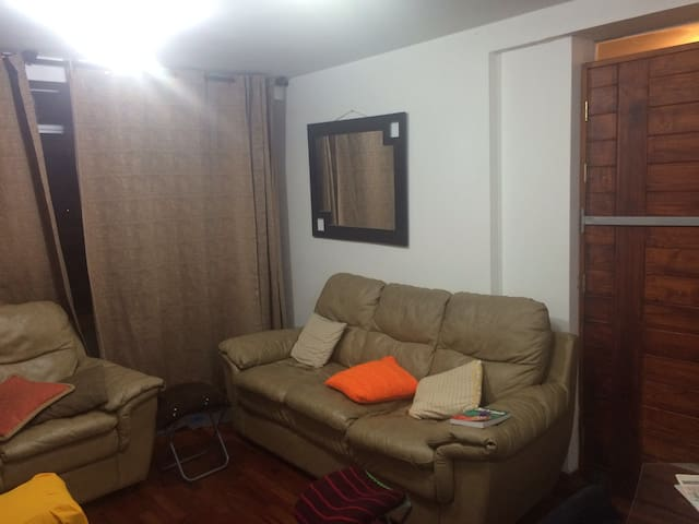 Comfortable guest room in Lima - Lima - Daire