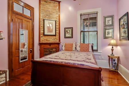 Bienville Suite at Penelope's B&B