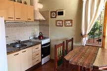 Hermosa cabaña tipo duplex
