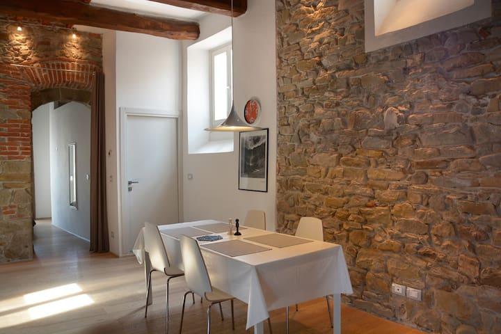 Il Canzoniere - Apartment for tourists - Arezzo - Bed & Breakfast