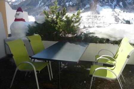 Big studio in the mountains - Leukerbad