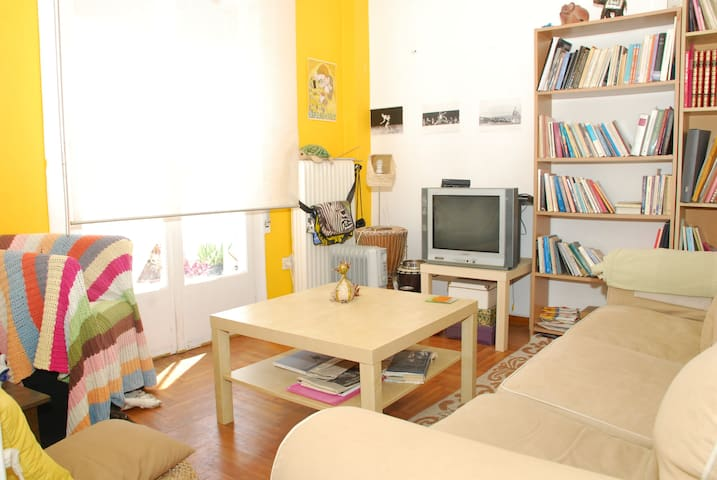 Central bright penthouse, Acropolis vιew - Athina - Flat